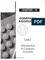 Ch 9(1) Company Accounts 1