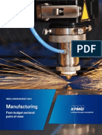 Budget Manufacturing sector 2014