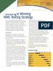 En Vista w Ms Test Strategy