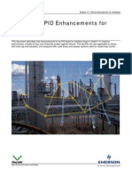 DeltaV v11 PID Enhancements for Wireless