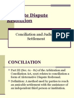 Alternate Dispute Resolution- CPC Presentation