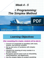 MK 04-05 Linear Programming The Simplex Method.ppt