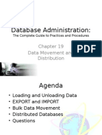Data Movement