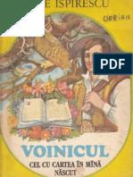VOINICUL CEL CU CARTEA IN MANA NASCUT - Petre Ispirescu (ilustratii de Ofelia Dumitrescu, 1984).PDF
