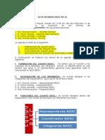 Modelo Acta 1