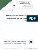 SPLN 12_1978_dist TM 3fasa-4kawat