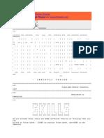 TQIT - Skills Guide