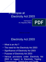 Electricity Act 2003