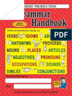 My Grammar Handbook