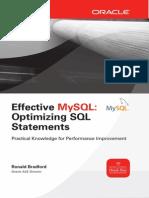 Effective Mysql Optimizing