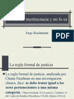 Lo Llaman Meritocracia y No Lo Es (2)