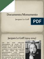Documento Monumento