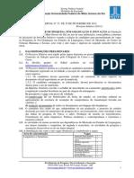 Mestrado Em Estudos de Linguagens - Processo Seletivo 2014.2