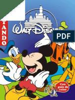 Pintando Disney