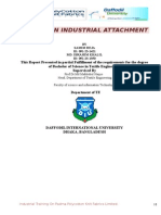 Report On Industrial Training at Padma Poly Cotton Knit Fabric Ltd.doc