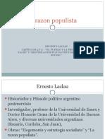 La Razon Populista