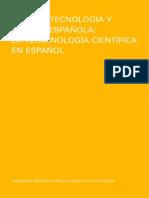 Term i No Log i a Cientific a en Espanol