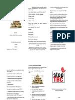 Leaflet SAP TB