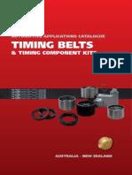496-2015-Timing Belt and TTK Catalogue 2009
