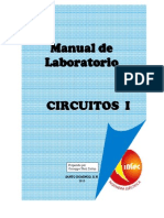 Folleto Laboratorio Circuitos I