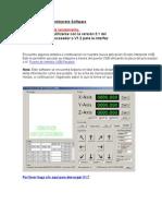 FREE USB Gcode Intérprete Software