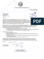 NCDCR Support Letter to Nautilus Productions