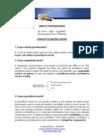 ( Direito) - Direito Previdenciario (1)