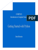 02 1021 Getting Started With Python f2014