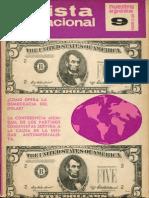 Revista Internacional - Nuestra Epoca N°9 - septiembre 1968 - Edición Chilena