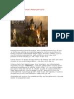 El Mundo Mágico de Harry Potter cobra vida