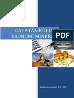 Ekonomi Mineral by Yuli Kusumawati