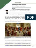 Guia de Aprendizaje Historia 3basico Semana 19 2014