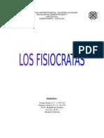 Fisiocratas (Finanzas Publicas)