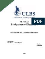 Lup Radu Sisteme SCADA in Stati Electrice