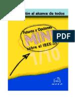 Guia de Futuros y Opciones Minibex