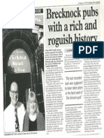 Brecknock Road History