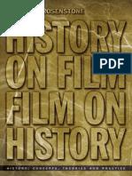 61946917 Robert Rosenstone History on Film Film on History