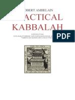 Robert Ambelain Practical Kabbalah