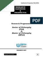 IGNU- PHD Student Handbook & Prospectus.pdf