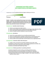 Skautiška lyderio kompetencijų vertinimo anketa
