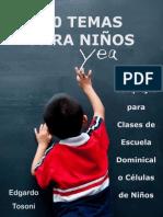 50 Temas Para Niños