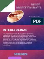 inmunoestimulantes