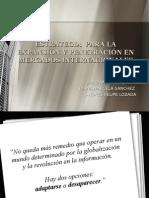 Expo Expancion y Penetracion