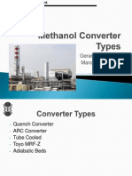 Methanol Converter Types