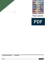 Project Lakeview Final Conceptual Design Presentation