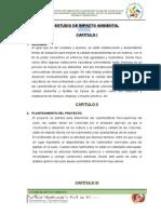 Estudio de Impacto Ambiental de la construcción de un laboratorio de suelos