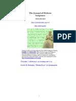 Wordplay in Qoheleth, Scott B. Noegel