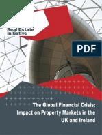 Real estate Global financial Crisis