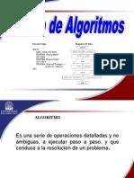 presentacion algoritmos