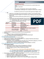 Pathophysiology Complete Sgu 2014
